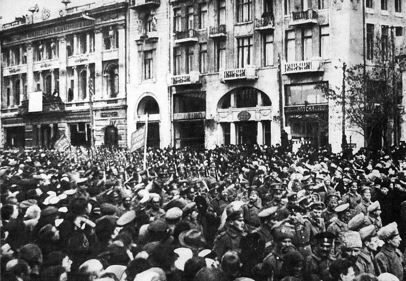В Совете солдатских депутатов