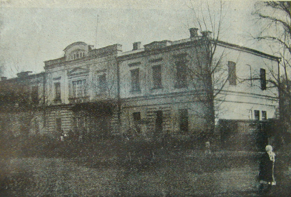 На Сабуровой даче