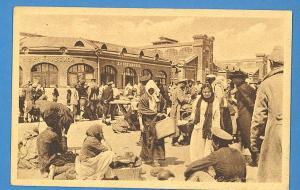 Перестрелка на Благовещенском базаре