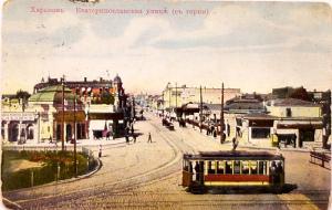Выручка трамвая за октябрь