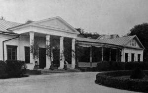 Разгром имений в Лебединском уезде