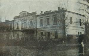Сабурова дача