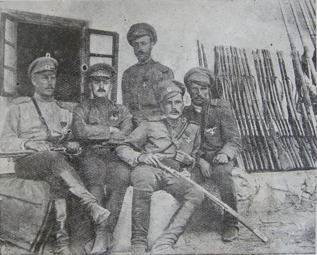 Собрание георгиевских кавалеров